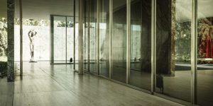 Architecture of Embodiment-Transient senses-